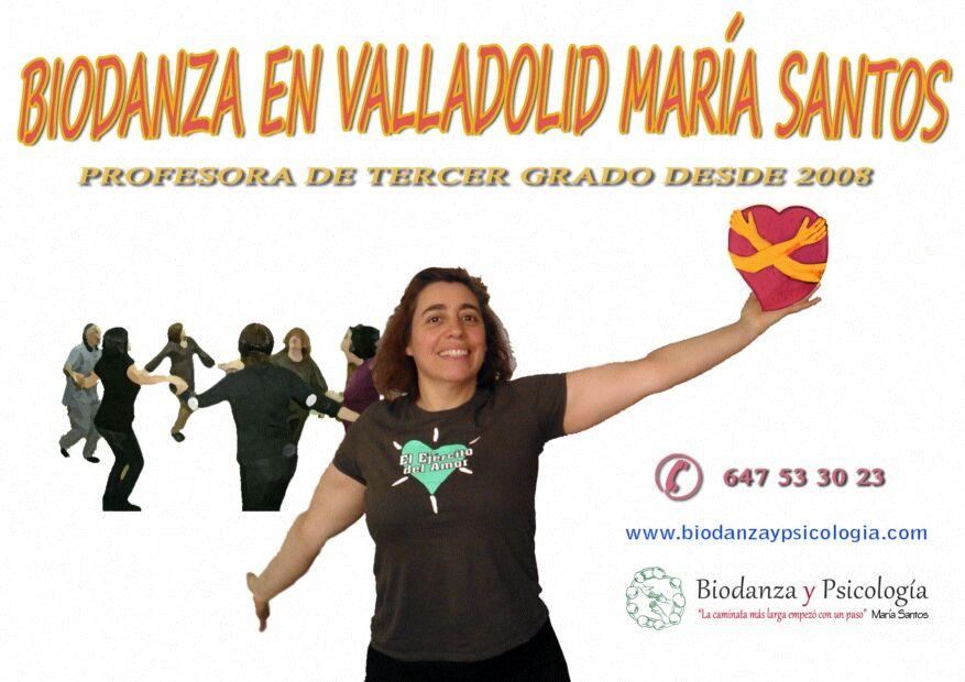 biodanza en Valladolid
